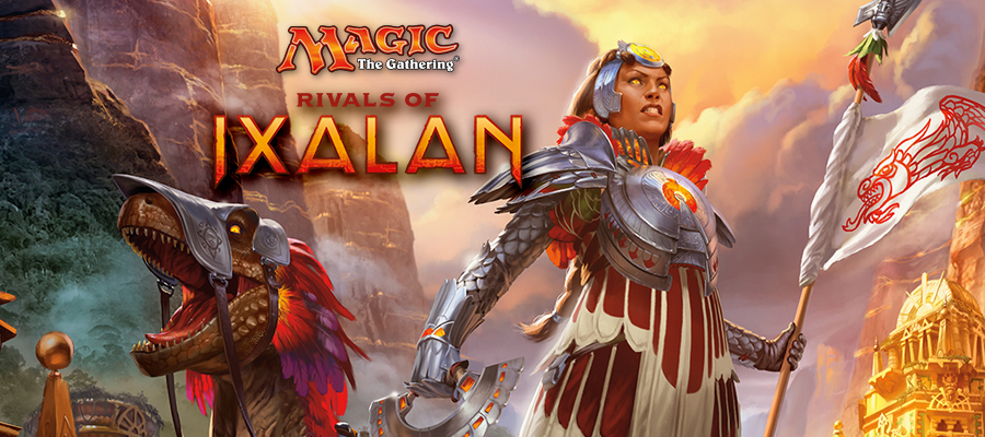 Events for Rivals of Ixalan